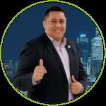 Lic. Carlos Juárez, Coordinador Regional.